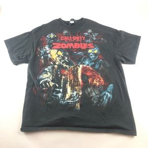Call of Duty Black Ops Zombies Graphic T-Shirt